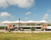 Store design and an eye-catching canopy have helped make The Station a popular stop along Platte County's 45 Highway