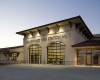 Station No. 7's Prairie Style architecture fits with Lee's Summit's aesthetic