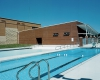 The recreational complex includes a zero depth outdoor pool.
