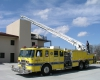 Crews take part in training exercises using the center's tower