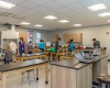 The Science Lab is flexible for a range of hands-on learning