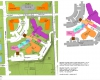 The master plan provides a mix of assisted living and memory care and related amenities.