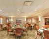 Residents and visitors can enjoy dining in elegance and style