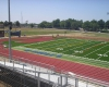 Upgrades included new synthetic turf, a larger soccer pitch and new football and soccer goals