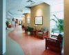 The Landon Center's flow, look and feel and materials choices center on serving aging patients.