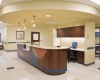 The project renovated and expanded space for delivering the hospital's wide range of services while improving functionality and the look and feel
