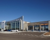 Victory Ford provides an impressive home for the Ford brand among the multiple dealerships at the Legends Auto Plaza