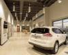 Interior design, lighting and other elements combine to showcase Premier vehicles