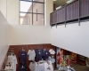 New two-story bookstore in the student center.