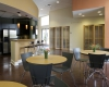 City Club offers residents a cafe, WiFI and other amenities