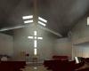 View of conceptual plan for sanctuary