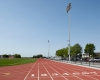 The new track meets all NCAA standards