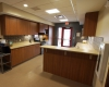 Kitchen materials are durable and cost effective