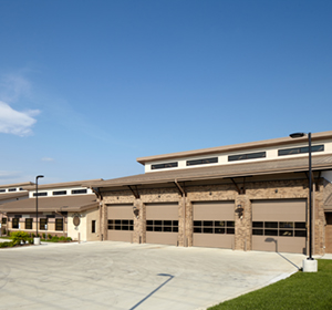 Overland Park Fire & Police Facility