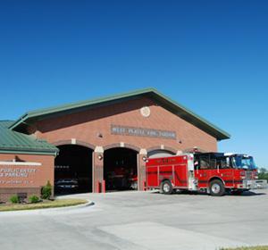 West Platte Fire Prot. Dist. Station No. 1