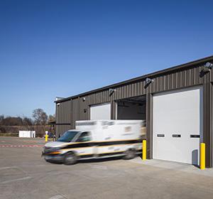 Tri-County Ambulance Dist. HQ & Station