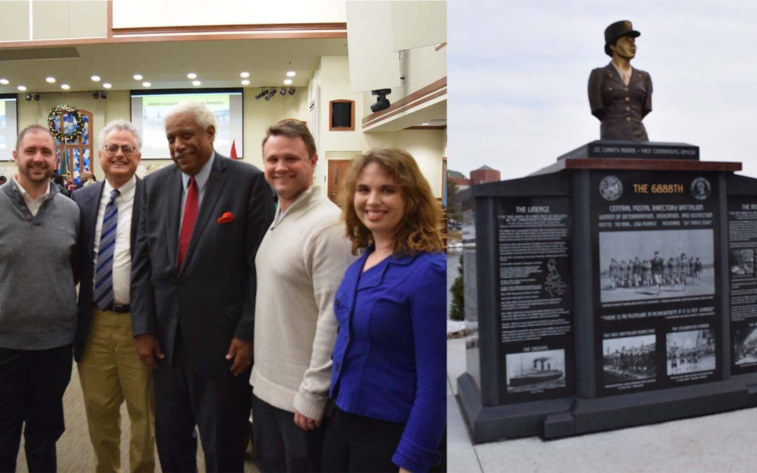 Monument Tells A Story of Grit and Determination