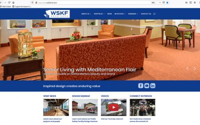 All-New Web Site Showcases Rebranding and Expanded Portfolio